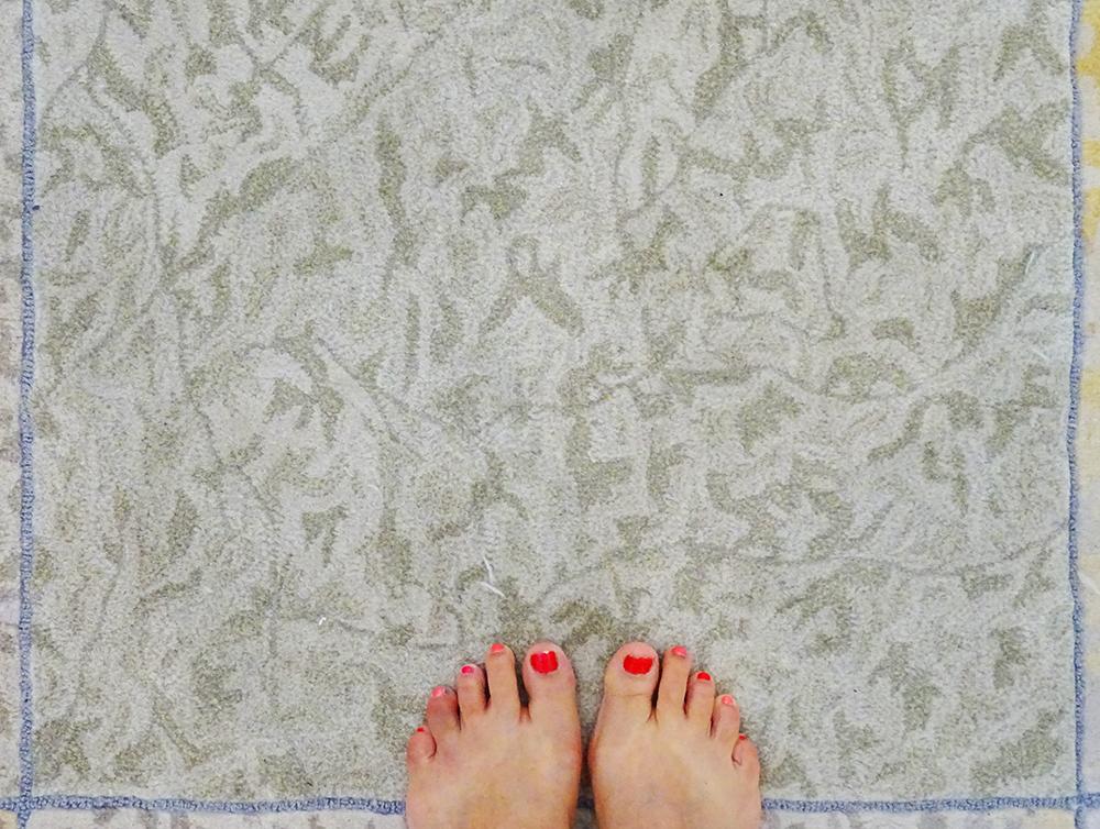 | מצע רך | שטיח ברלינאי ענק | חן סיון | יהלומים | Chen Sivan Diamonds |