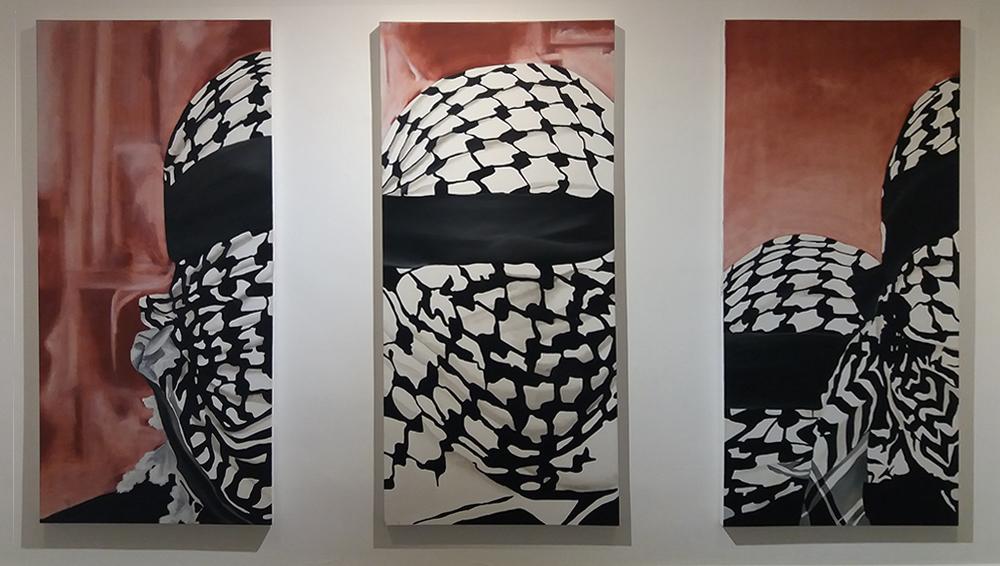| קרן ענבי | פנים אל מול פנים (פרט) | חן סיון | יהלומים | Chen Sivan Diamlonds |